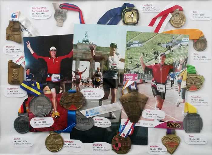 Dr. Dirk Helwing ist ein begeisterter Marathonläufer und hat bereits an vielen Läufen teilgenommen.